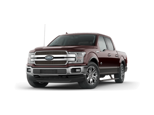 2019 Ford F-150 King Ranch 4x4 Truck Truck SuperCrew Cab
